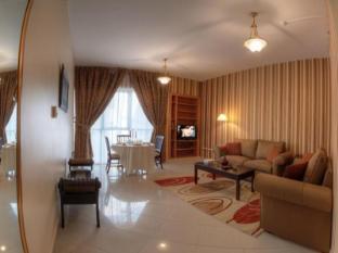 Asfar Hotel Apartment אבו דאבי - חדר שינה