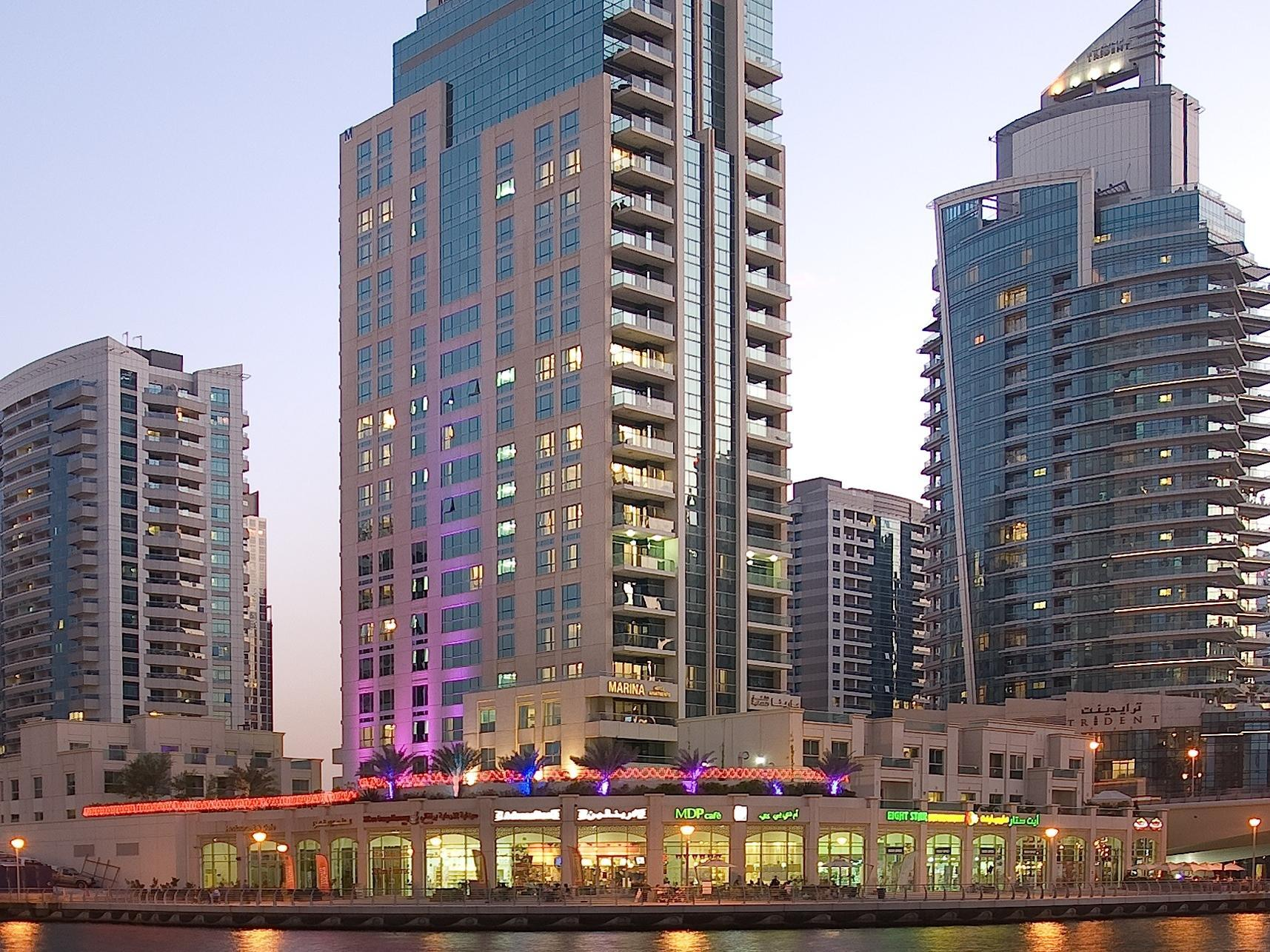 Marina Hotel Apartments - Hotels and Accommodation in United Arab Emirates, Middle East