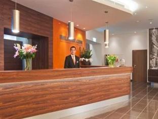 Hotel Imlauer Wien Wien - Vastaanotto