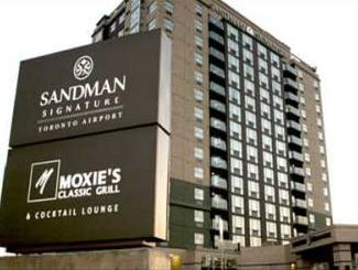 Sandman Signature Hotel Toronto Airport