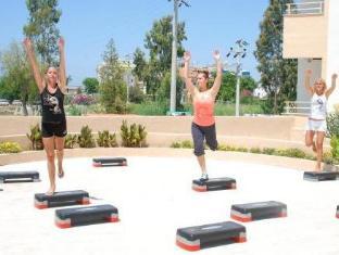 Orient resort hotel fethiye fitness salonu