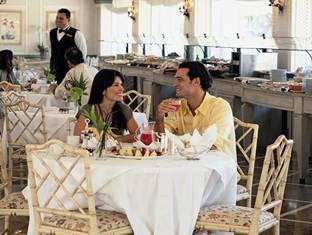 Copacabana Palace Hotel Rio De Janeiro - Pérgula Restaurant