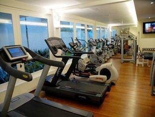 Copacabana Palace Hotel Rio De Janeiro - Fitness Room