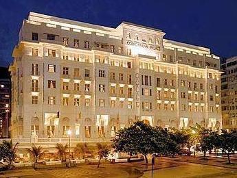 โรงแรมโคปาคาบานาปาลาเช