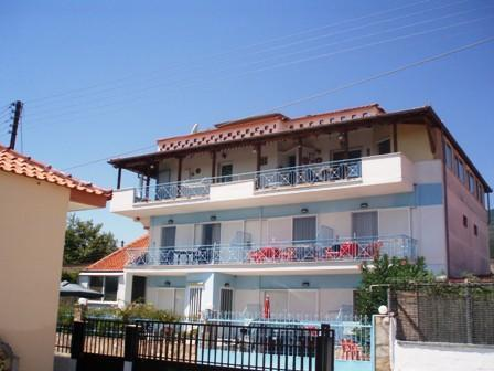 Pension Vicky Hotel Chalkidiki - Exterior