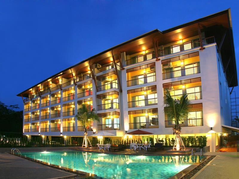 Sakorn Residence & Hotel - Hotels and Accommodation in Thailand, Asia
