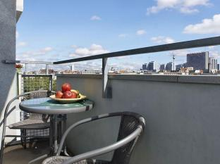 A & B Apartment & Boardinghouse Berlin Берлин - Балкон