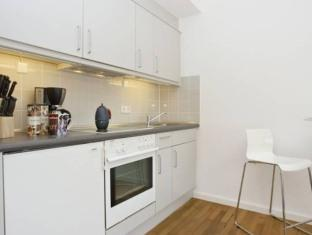 A & B Apartment & Boardinghouse Berlin Berlin - Hotellet från insidan
