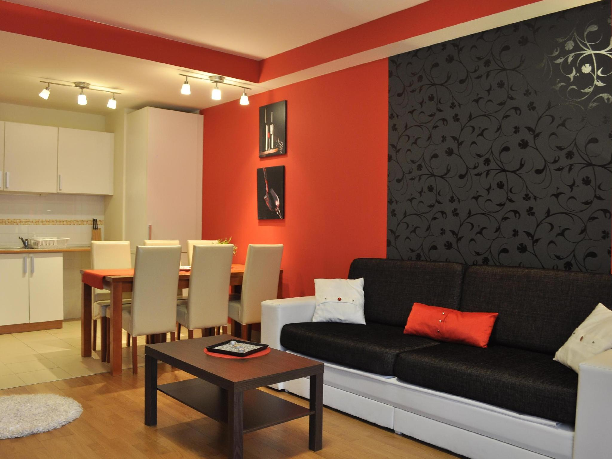 Senator Apartments Budapest Budapest - Two Bedroom Apartment (6 persons )