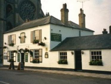 St Marys Gate Inn Arundel