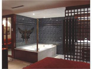 Hotel Grand Prix Mexico City - Jacuzzi