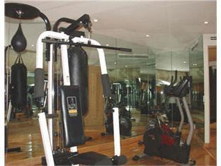 Hotel Grand Prix Mexico City - Fitness Room