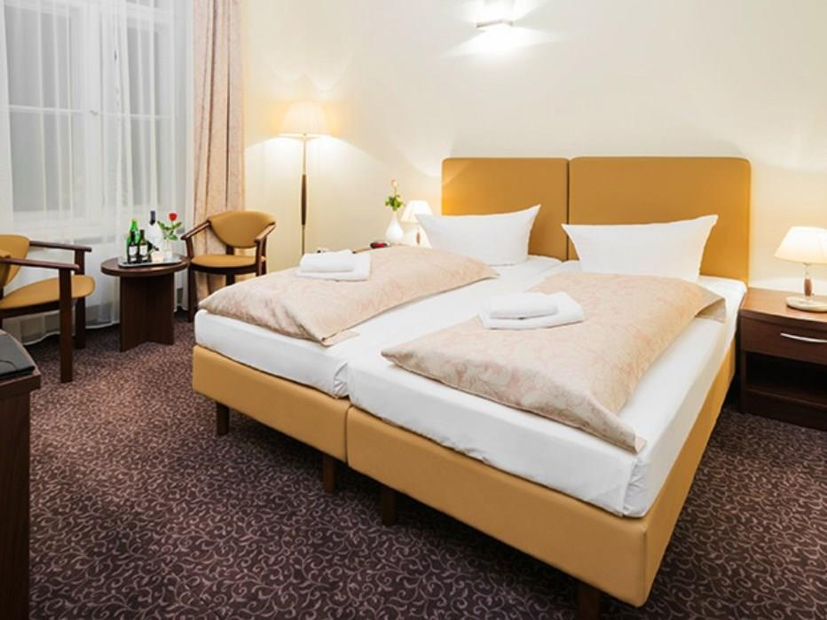 Upper Room Hotel Berlin - Chambre