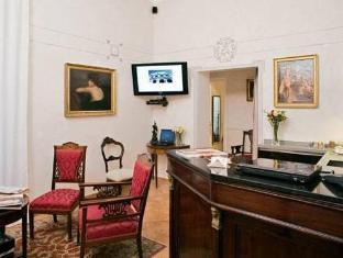 La Papessa Guest House Rome - Receptie