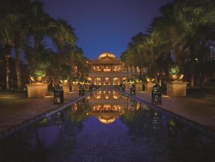 One&Only Royal Mirage Dubai - The Esplanade by night, The Palace
