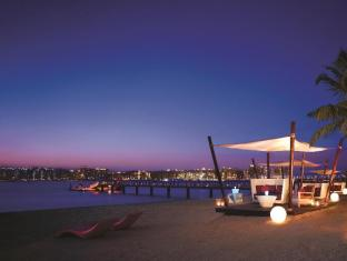 One&Only Royal Mirage Dubai - View from The Jetty Lounge over Palm Island