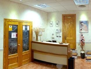 Hostal San Marcos Huesca - Reception