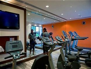Staybridge Suites Yas Island Hotel Abu Dhabi - Fitness Room