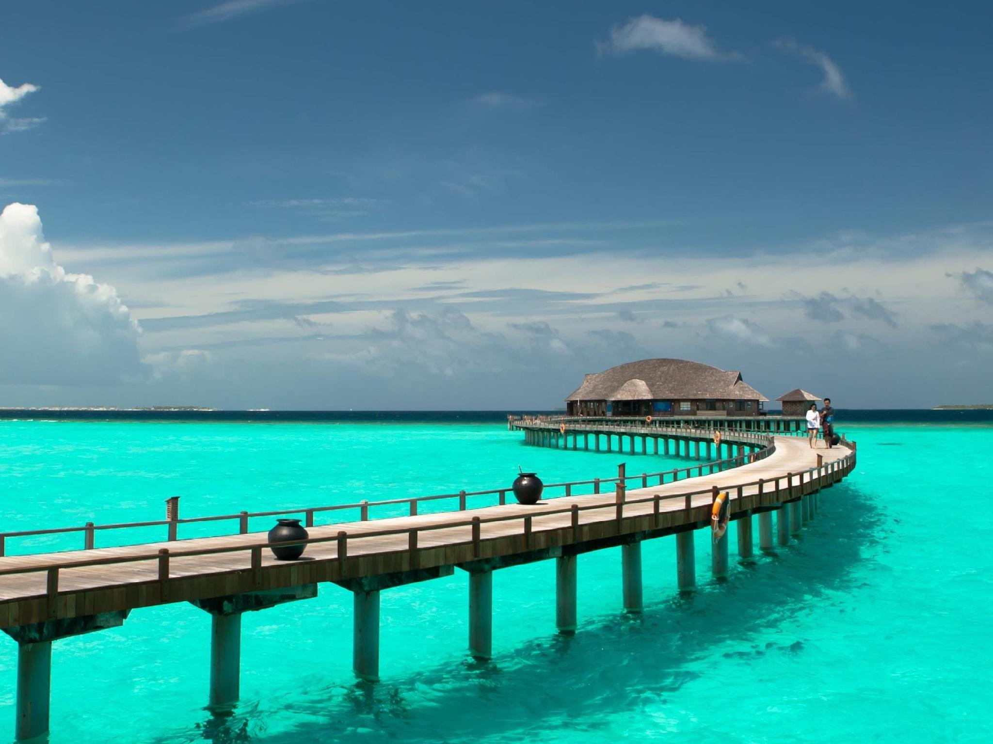 The Sun Siyam Iru Fushi Resort