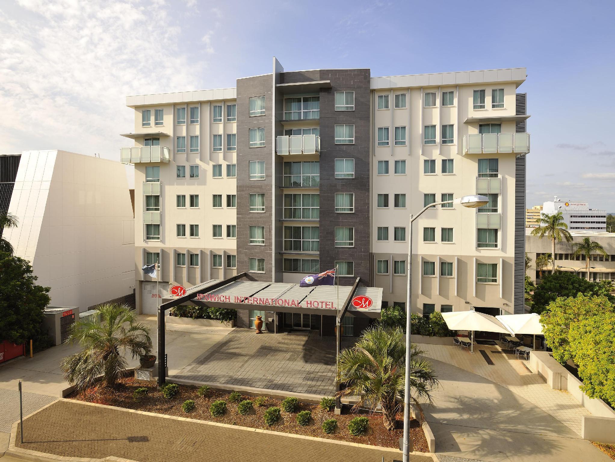 Metro Hotel Ipswich International - Hotell och Boende i Australien , Ipswich