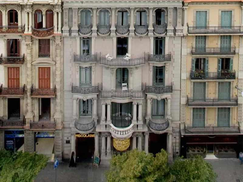 Praktik Rambla Hotel - Barcelona