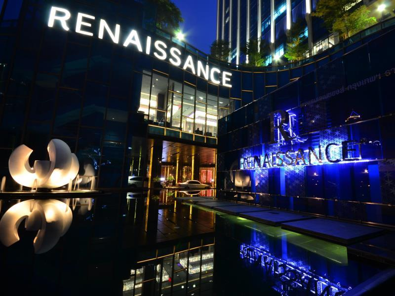 Renaissance Bangkok Ratchaprasong Hotel, A Marriott Luxury and Lifestyle Hotel