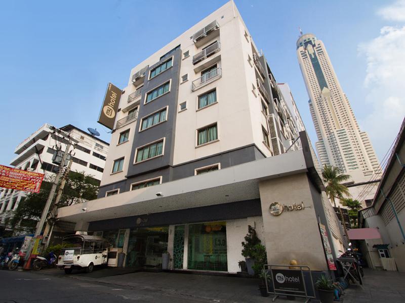 Hotell My Hotel Bangkok i , Bangkok. Klicka för att läsa mer och skicka bokningsförfrågan