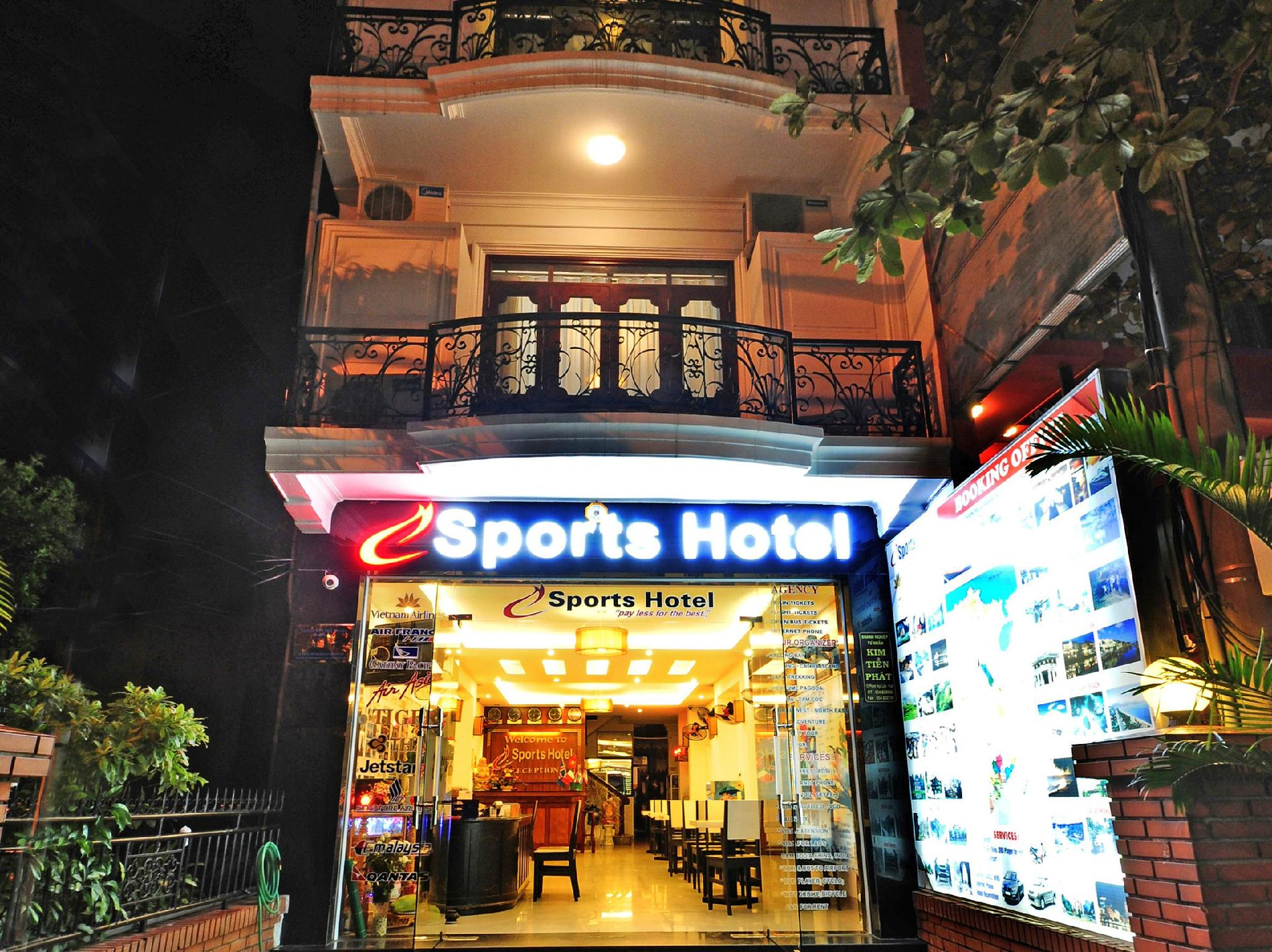 Hotell Sports 1 Hotel