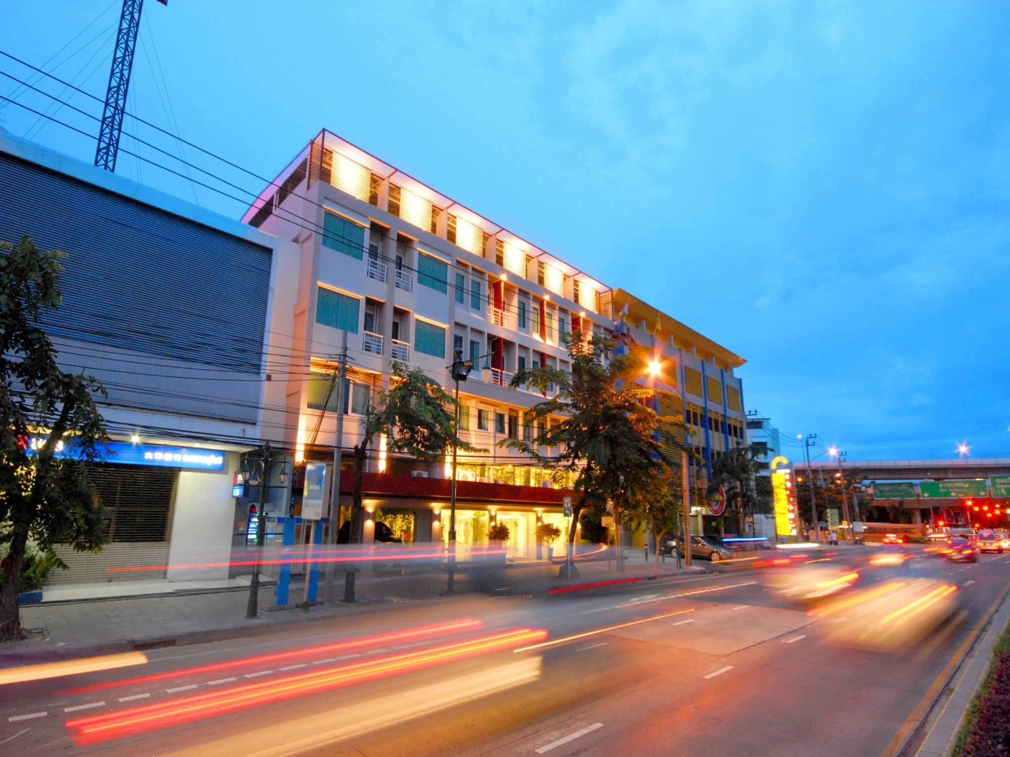 Bangkok Loft Inn - Hotels and Accommodation in Thailand, Asia