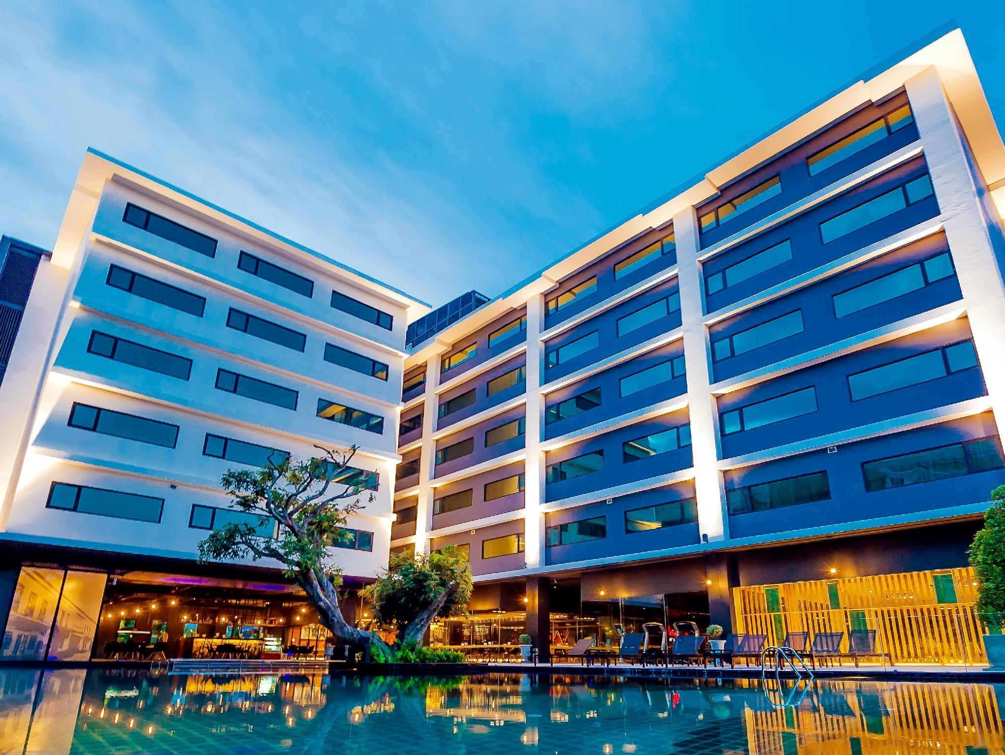 โรงแรม ดารา