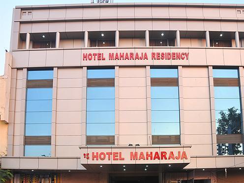 Hotell Maharaja Residency