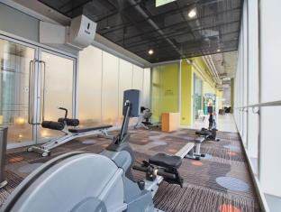 Y Loft Youth Square Hongkong - fitnes