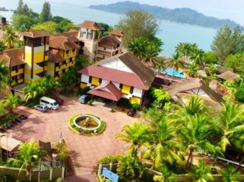 Puteri Bayu Beach Resort Pangkor
