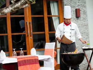 The Wolas Villas Bali - Toit ja joogid