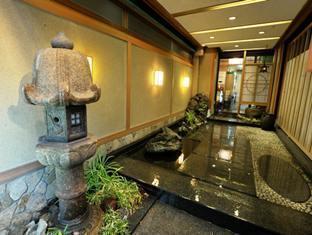 Sumisho Hotel Tokyo - Entrance