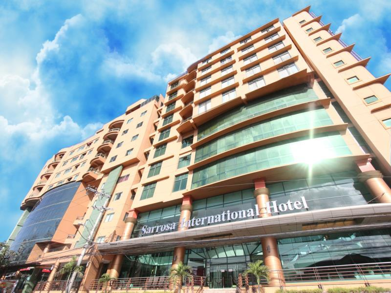 Sarrosa International Hotel and Residential Suites Cebu-stad