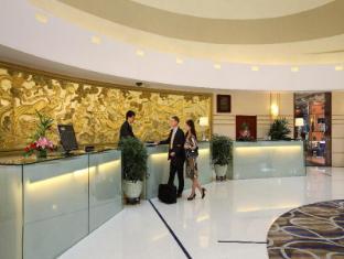 Ariva Beijing West Hotel & Serviced Apartment Beijing - Reception