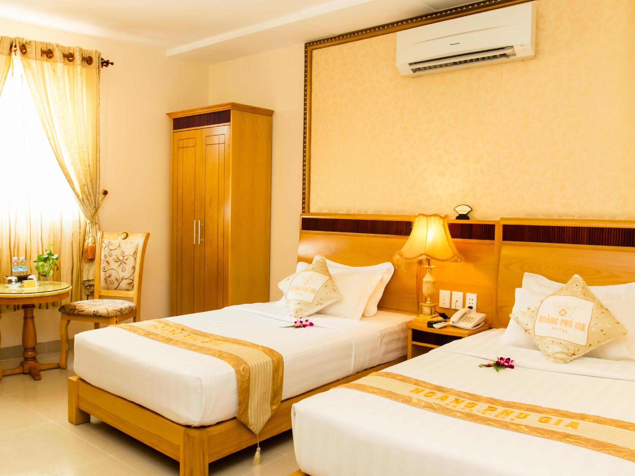 Hotell Hoang Phu Gia Hotel