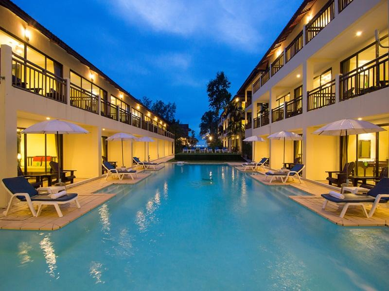 Khaolak Diamond Beach Resort - Hotels and Accommodation in Thailand, Asia