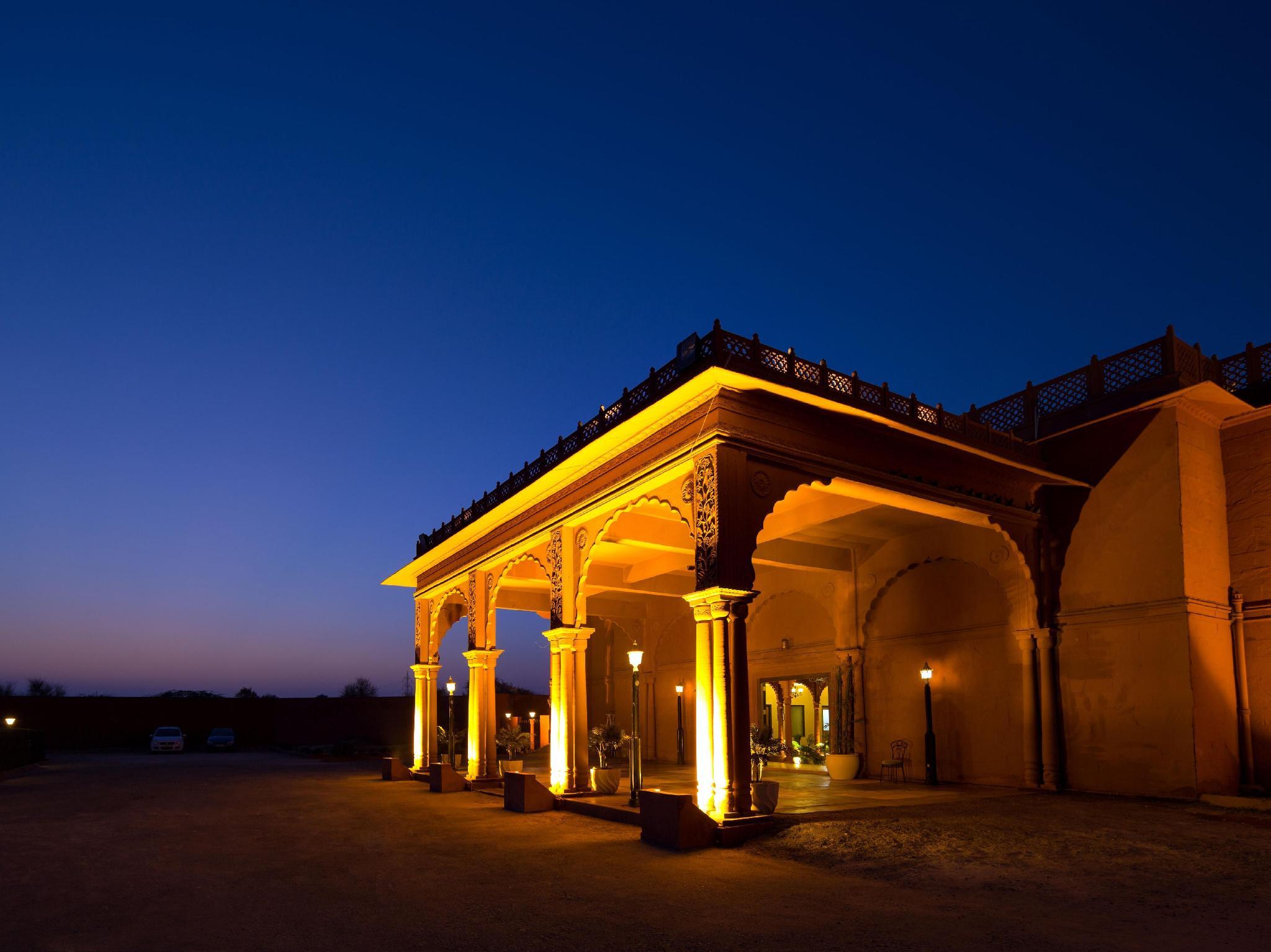 Vesta Bikaner Palace - Hotell och Boende i Indien i Bikaner