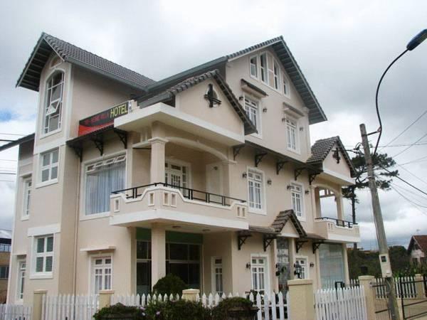 YK Home Villa Dalat Hotel - Hotell och Boende i Vietnam , Dalat