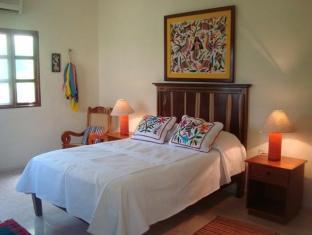 Hotel Boutique Casa Quetzal Valladolid - Gästrum