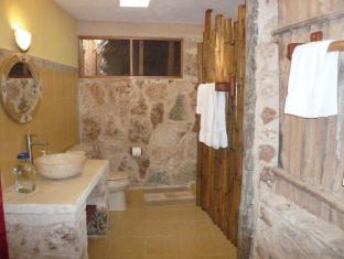 Hotel Boutique Casa Quetzal Valladolid - Badrum