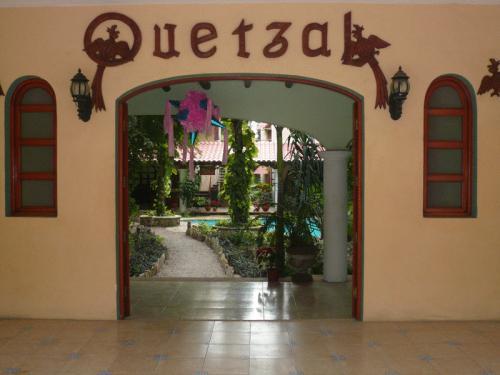 Hotel Boutique Casa Quetzal Valladolid - Entré