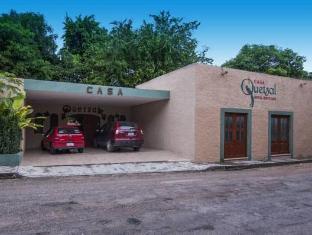 Hotel Boutique Casa Quetzal Valladolid - Hotellet från utsidan