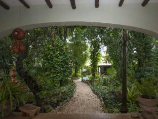 Hotel Boutique Casa Quetzal Valladolid - Trädgård