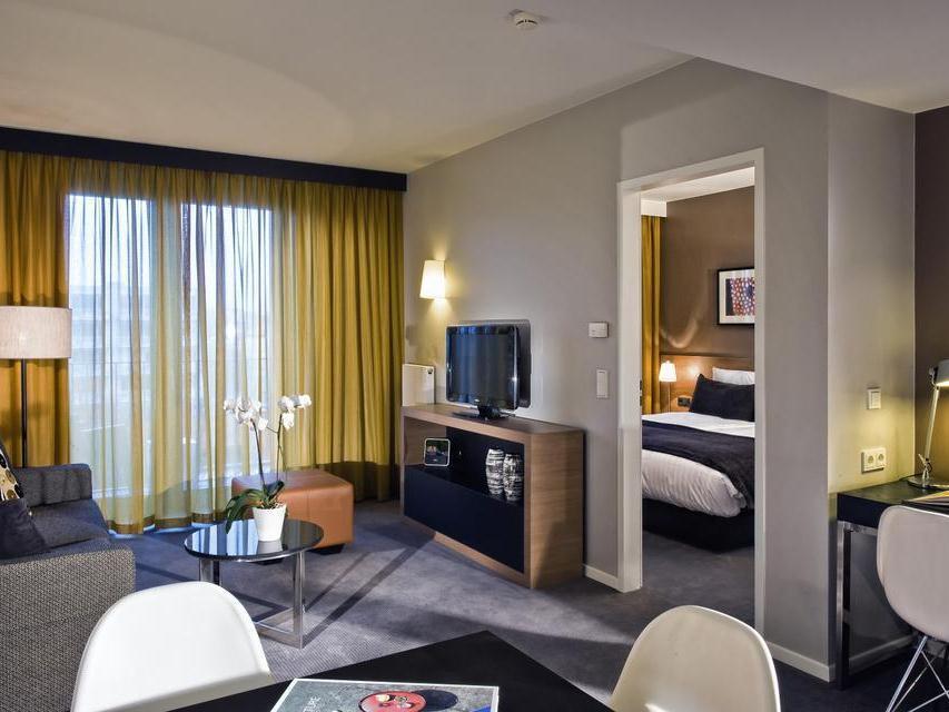 아디나 아파트 호텔 베를린 하프트바노프