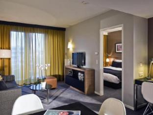 Adina Apartment Hotel Berlin Hauptbahnhof Berlin - Phòng khách