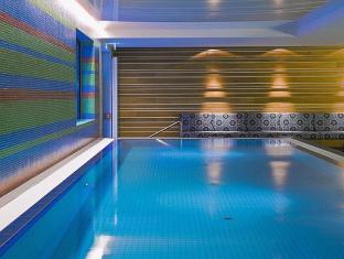 柏林中央車站阿迪納公寓酒店 柏林 - 游泳池