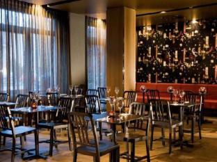 柏林中央車站阿迪納公寓飯店 柏林 - 餐廳